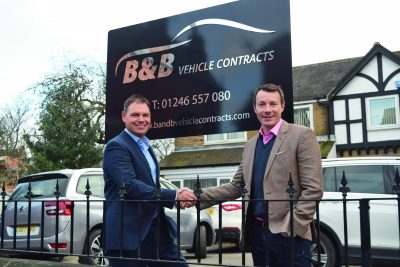 Tony Dent And Steve Barker - BB Vehicle Contracts