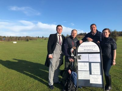Barlborough Links Golf Club 2 Jan 18