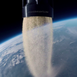 5 Minutes With … Sent Into Space