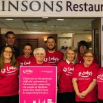 Atkinsons staff Think Pink in a year of support for St Luke's