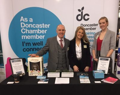 Doncaster Chamber at Business Showcase crop