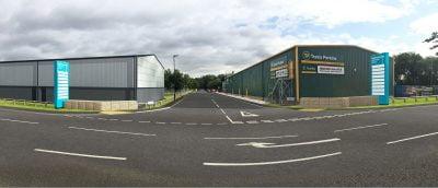 Meadowbrook Industrial Estate Site Entrance Proposal Mar 18