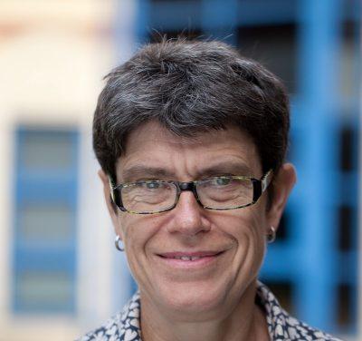 Professor Val Gillert crop