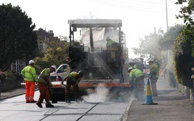 Resurfacing Road (3)