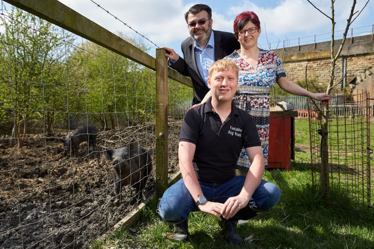 UKSE - Yorkshire Hog Roast Company