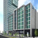 Hotel proposal to complete landmark development in Sheffield