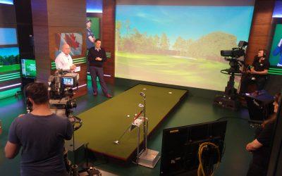 Zen Green Stage - Sky Sports studio (3)