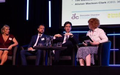 Doncaster Business Conference 2018 Culture panel