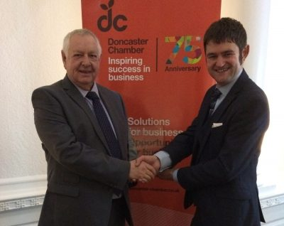 Doncaster Chamber patron