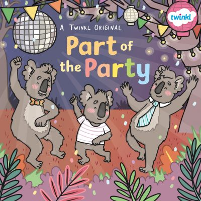 Part of the Party cover