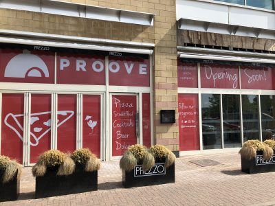 Proove Centertainment Storefront