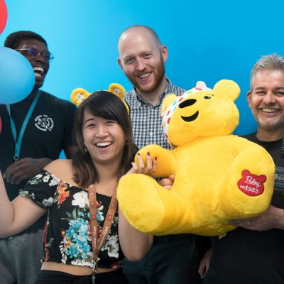 Twinkl and BBC Children in Need