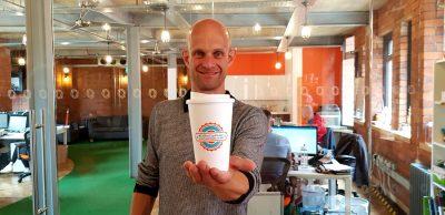 Steel City Coffee Cup Pledge