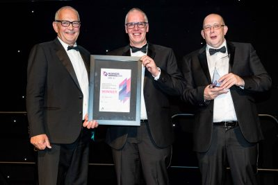 Business of the Year - LNS Turbo UK and Sponsor