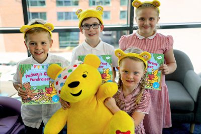 Pudsey's Great Fundraiser_