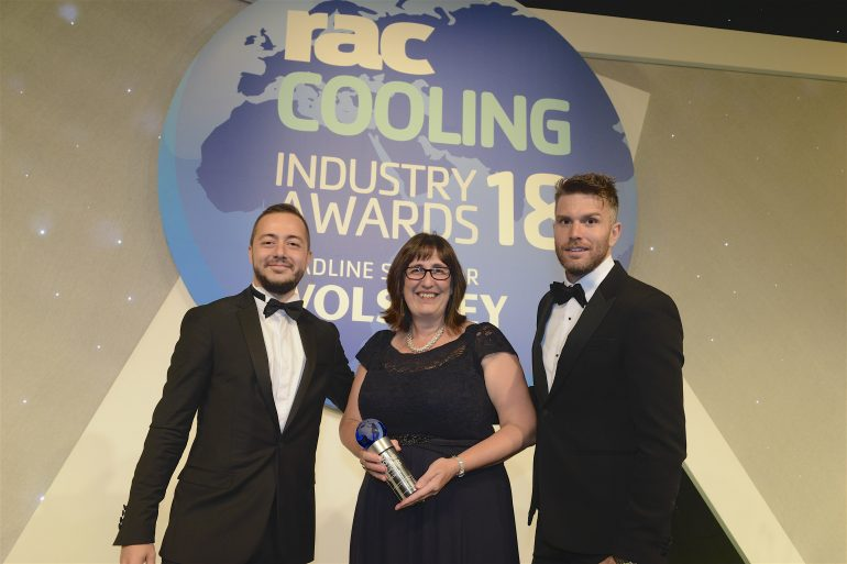 Cooling Awards 2018