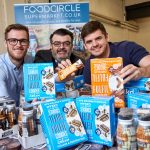 Duo's mission to end food waste sees online supermarket fly high