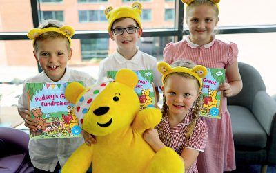 0015 Pudsey's Great Fundraiser