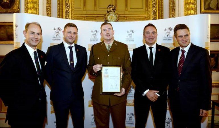 ITI award