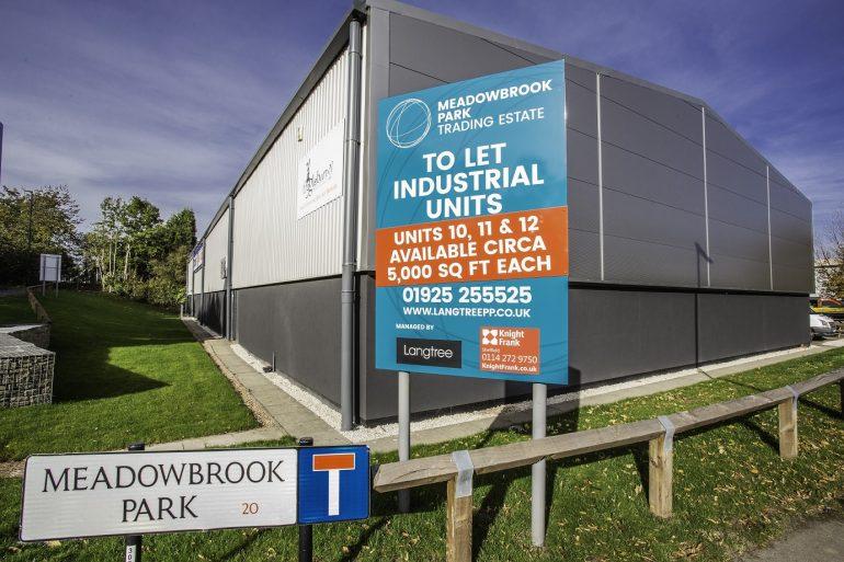 Meadowbrook Park Trading Estate Nov 18