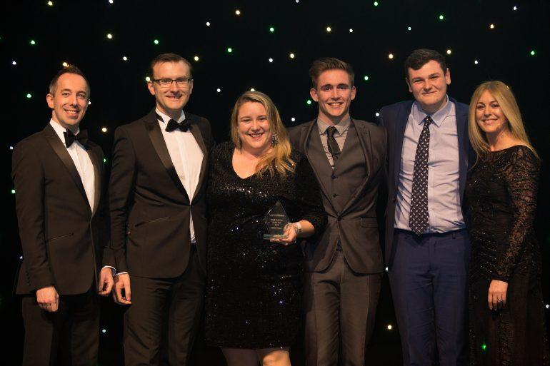 Wilson Howe - LU Awards 2018