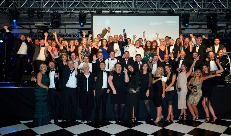doncaster-business-awards-2017 winners