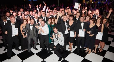 Doncaster awards winners large