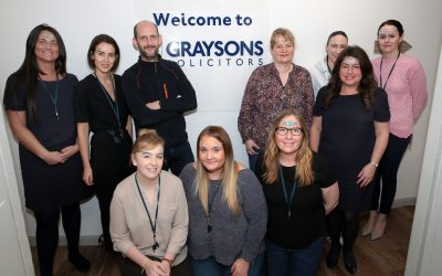 Graysons Solicitors, Sheffield, 30 November 2018