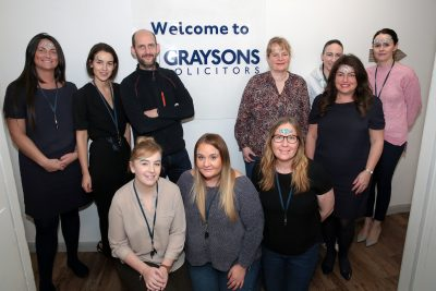 Graysons Solicitors, Sheffield, 30 November 2018