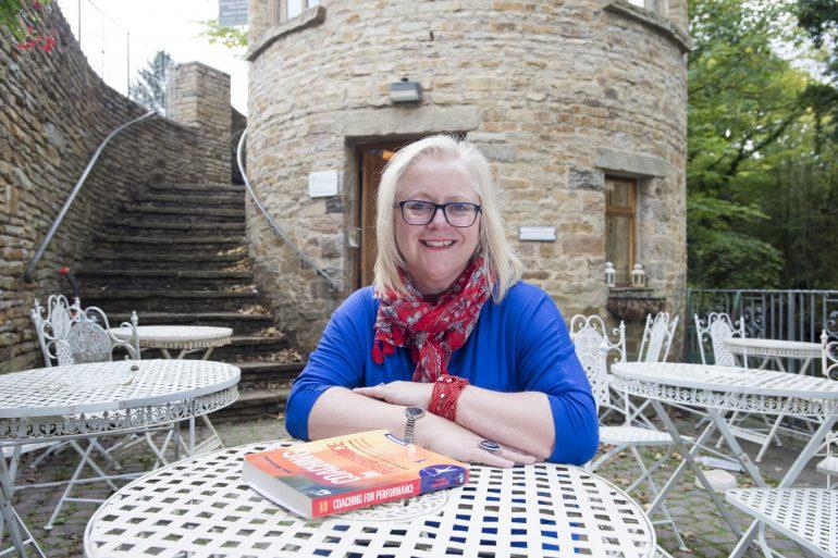 Lisa Walker at White Apple Thinking in Silkstone near Barnsley