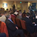 Firms give positive insight into local business matters and economic trends