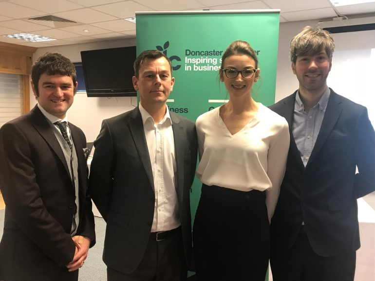Doncaster Chamber new board directors
