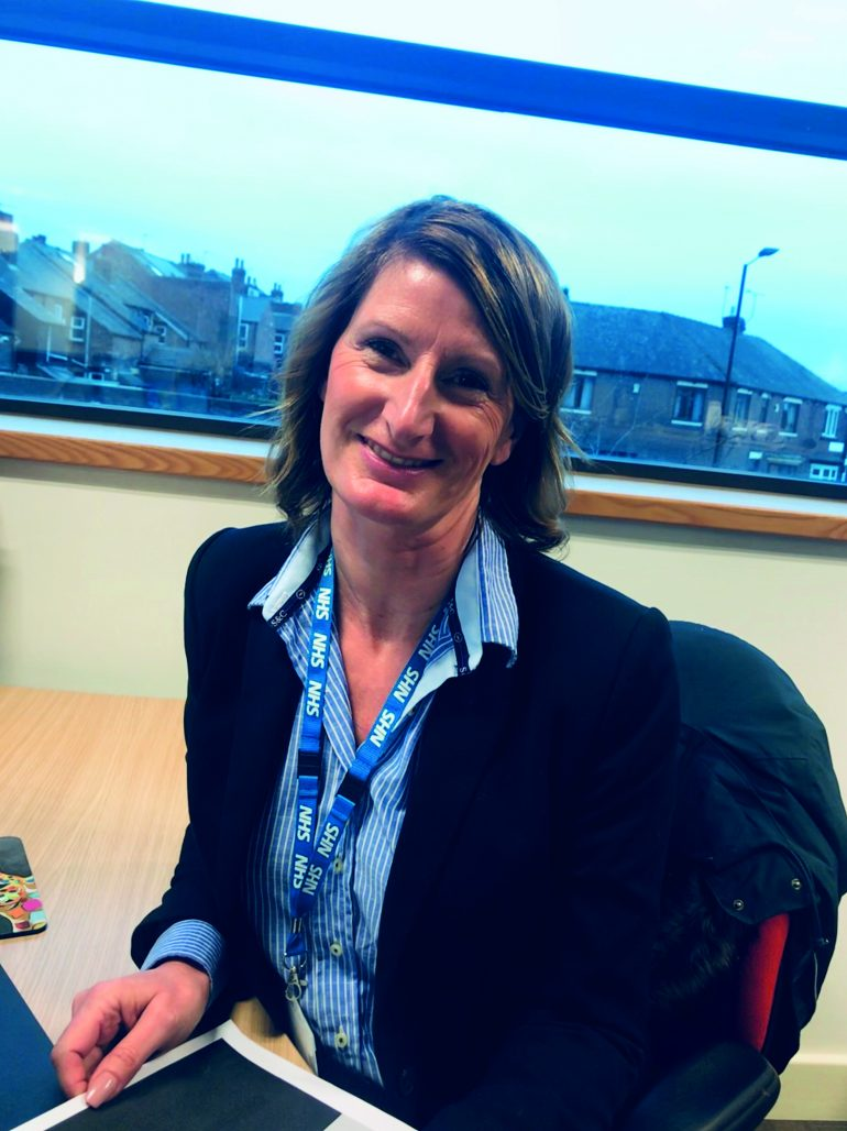 Five Minutes With Julia Jessop NHS