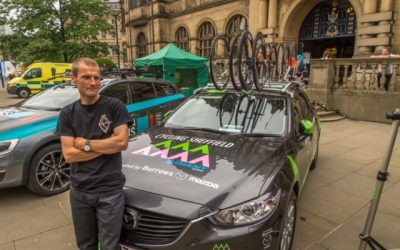 5 mins with Cycling Sheff DC