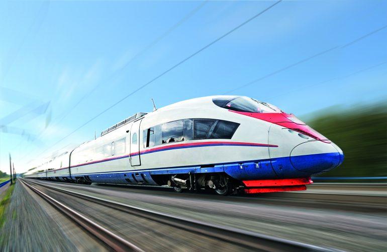 High Speed Commuter Train