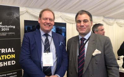 JHT and Lord Bilimoria Feb 19