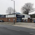 Prominent trade unit space now available near Meadowhall, Sheffield