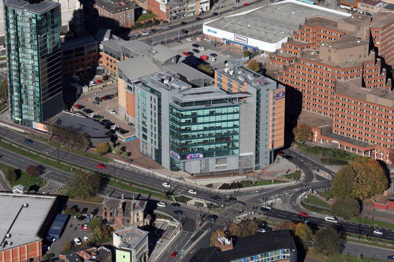 City Gate Sheffield City Centre