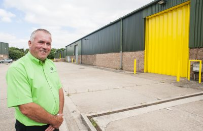 Russell Richardson new premises