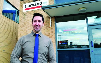 Wayne Humphreys, Burnand XH Sheffield Branch Manager