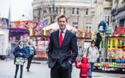 Mayor leads parliament debate on fair funding