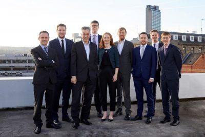 keebles Corporate team