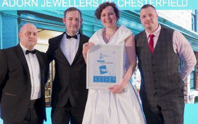CRA19 Retailer of the Year - Adorn Jewellers