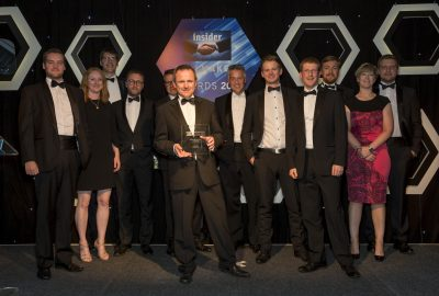 Keebles - Corporate Law Firm of the Year 2019