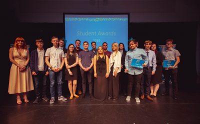 All Student Award winners_