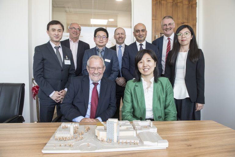 China Forum Event, NED Development