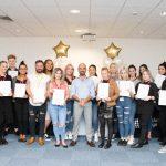 Students experience Andrew Barton's masterclass