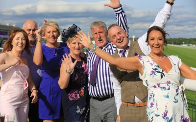 Racegoers raise over 50000 for Weston Park Cancer Charity