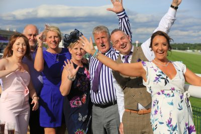 Racegoers raise over 50000 for Weston Park Cancer Charity