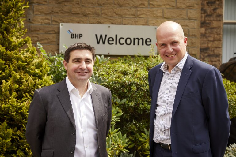 BHP Appointment